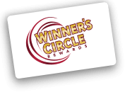 Winner's Circle Rewards